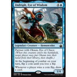 Zndrsplt, Eye of Wisdom PROMO LAUNCH PARTY