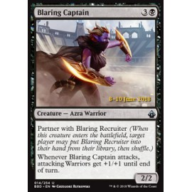 Blaring Captain PROMO LAUNCH PARTY
