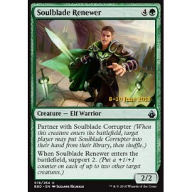 Soulblade Renewer PROMO LAUNCH PARTY