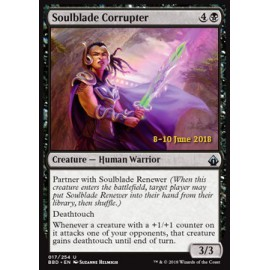 Soulblade Corrupter PROMO LAUNCH PARTY