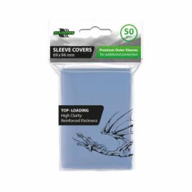 Koszulki Blackfire - Standard CCG Card Sleeve Covers (69x94mm) - 50 szt. (zewnętrzne)