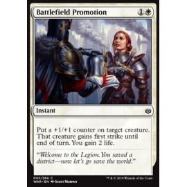 Battlefield Promotion