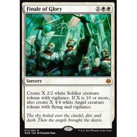 Finale of Glory