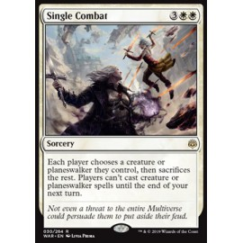 Single Combat
