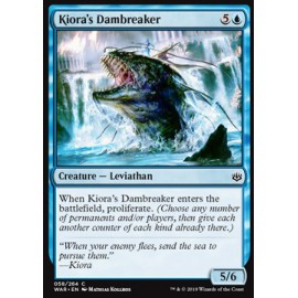 Kiora's Dambreaker