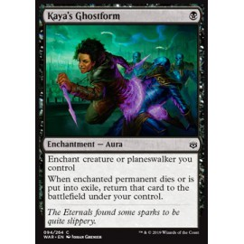 Kaya's Ghostform