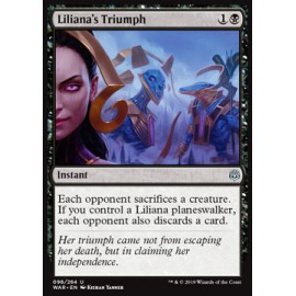 Liliana's Triumph