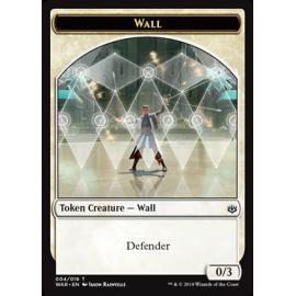 Wall 0/3 Token 004 - WAR