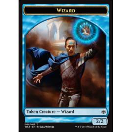 Wizard 2/2 Token 005 - WAR
