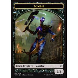 Zombie 2/2 Token 007 - WAR