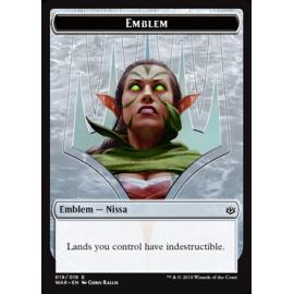 Nissa Emblem 019 - WAR