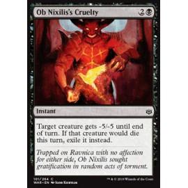 Ob Nixilis's Cruelty