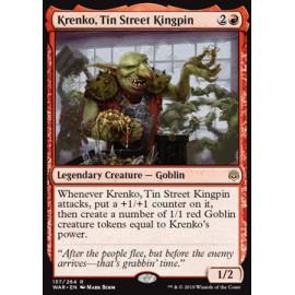 Krenko, Tin Street Kingpin