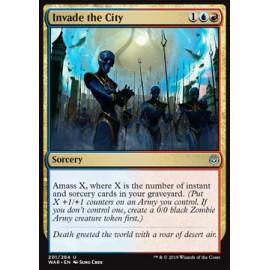 Invade the City