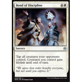 Bond of Discipline FOIL