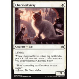 Charmed Stray FOIL