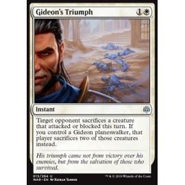 Gideon's Triumph FOIL