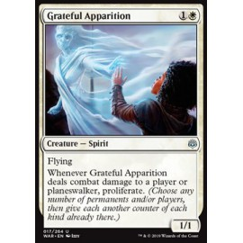 Grateful Apparition FOIL