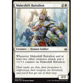 Makeshift Battalion FOIL