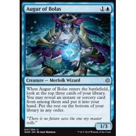 Augur of Bolas FOIL