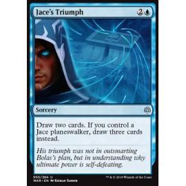 Jace's Triumph FOIL
