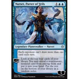 Narset, Parter of Veils FOIL