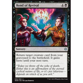 Bond of Revival FOIL