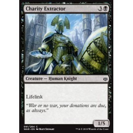 Charity Extractor FOIL