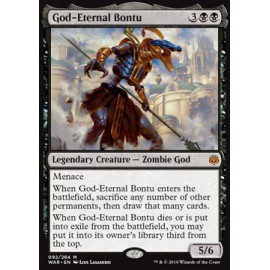 God-Eternal Bontu FOIL