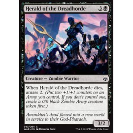 Herald of the Dreadhorde FOIL