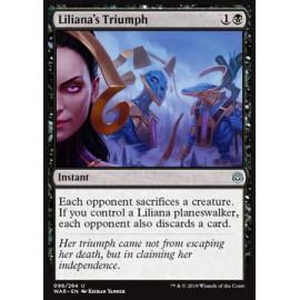 Liliana's Triumph FOIL