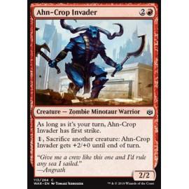 Ahn-Crop Invader FOIL
