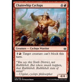 Chainwhip Cyclops FOIL