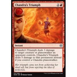 Chandra's Triumph FOIL
