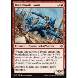 Dreadhorde Twins FOIL