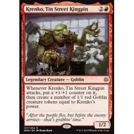 Krenko, Tin Street Kingpin FOIL