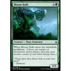 Bloom Hulk FOIL