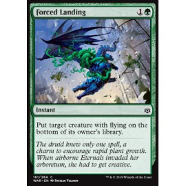 Forced Landing FOIL