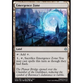 Emergence Zone FOIL