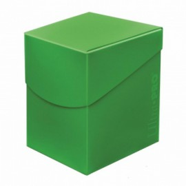 UP - Eclipse PRO 100+ Deck Box - Lime Green