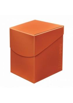 UP - Eclipse PRO 100+ Deck Box - Pumpkin Orange