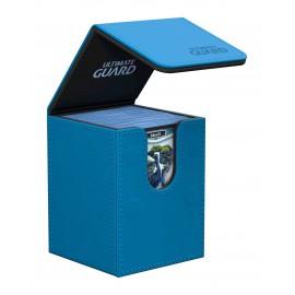 Ultimate Guard Flip Deck Case 100+ Standard Size Blue