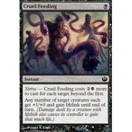 Cruel Feeding