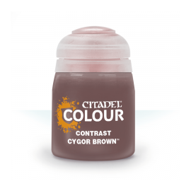 Cygor Brown (Contrast)