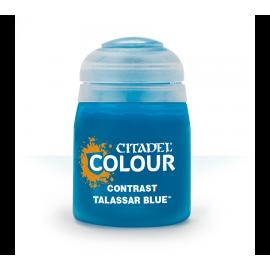 Talassar Blue (Contrast)