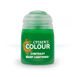 Warp Lightning (Contrast)