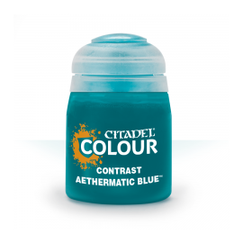 Aethermatic Blue (Contrast)