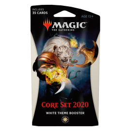 Theme Booster Core Set 2020 - Biały