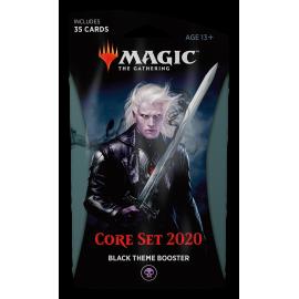 Theme Booster Core Set 2020 - Czarny