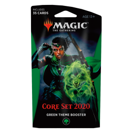 Theme Booster Core Set 2020 - Zielony